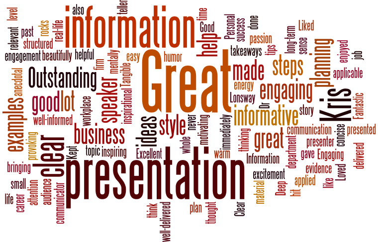 Testimonials kris lonsway inspiring the best you at work wordle thecheapjerseys Images
